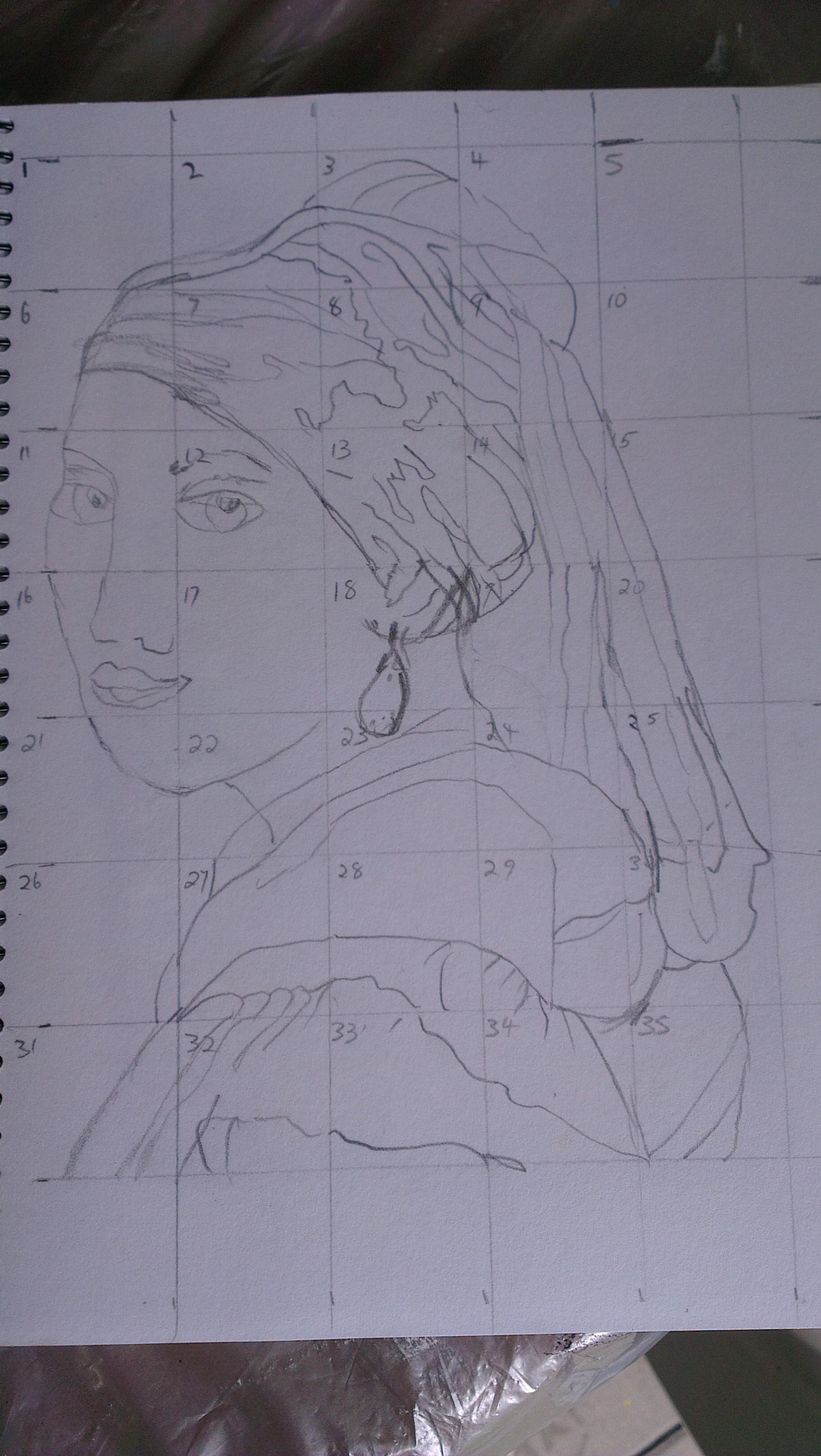 Art tutor grid